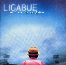 Ligabue - Su E Giù Da Un Palco ( 2 CD - Compilation )