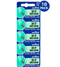 Sony 317 is now Murata 317 (SR516SW) 1.55V Silver Oxide Watch Battery (10 Pack)