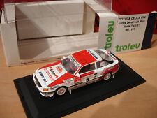 1/43 TROFEU TOYOTA CELICA GT4 MONTE CARLO 1990 C. SAINZ / L. MOYA