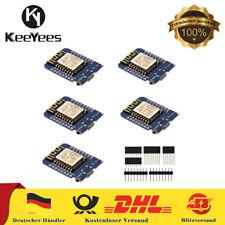 5 Stücke D1-Mini ESP8266 ESP12 NodeMcu Lua WeMos WiFi Modul Board für Arduino