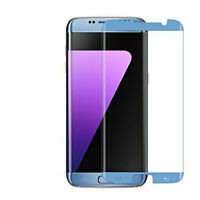 2 pcs For Samsung Galaxy S7 edge Tempered Glass Screen Protector Anti-Scratch BL
