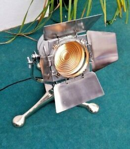 Origional Vintage Refurbished Strand Electric Theatre  Low Lights With Flaps