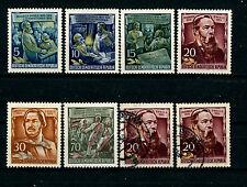 DDR_1955 Mi.Nr. 485-490 Friedrich Engels 60. Todestag
