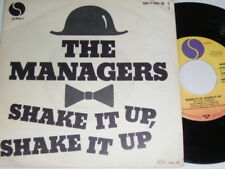 """7"""" - Managers Shake it up Shake it up - 1982 # 2240"""