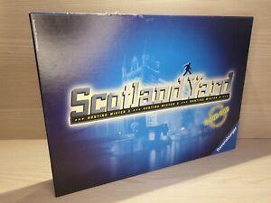 Vintage Ravensburger Scotland Yard Detective Family Board Game