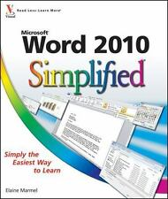 Word 2010 Simplified-ExLibrary