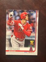 2019 Topps Series 1 SHOHEI OHTANI Rc Angels #250 ROOKIE CUP INVESTMENT LOT (x20)