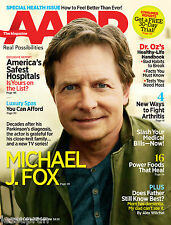 AARP The Magazine MICHAEL J. FOX April/May 2013 Issue