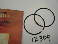 HOMELITE NEW 450 PISTON RINGS (2)  PN 12309