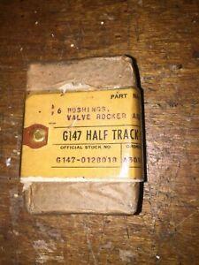 G147 International Harvester M5 M9 M14 Halftrack Rocker Arm Valve Bushings