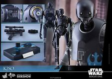 Hot Toys K-2SO Star Wars Rogue One MMS406
