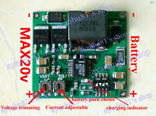 MAX745 Step Down Charging Board for 1-4 Packs 4.2V 4.35V Lithium Battery adjust