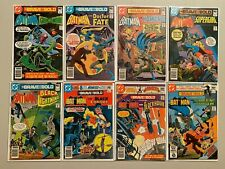 Brave and the Bold lot 37 different from #155-199 avg 6.0 FN (1979-83 1st Series