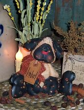 Primitive Raggedy Sheep Lambert Ornie Doll Paper Pattern #283