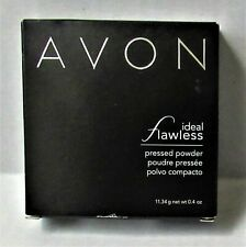 Avon Ideal Flawless and Avon Color Personal Match Pressed Face Powder 0.4oz NEW!