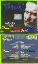 box 2 mc PAOLO CONTE Live Tournee'2 SIGILLATO 1998 germany EAST WEST cd lp dvd