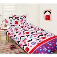 Design Choice Boys Girls Glow In The Dark Quilt Doona Cover Set - Single Double