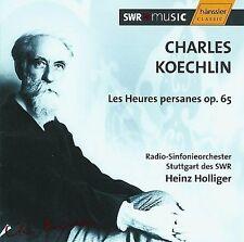 Charles Koechlin: Les Heures persanes (CD, Feb-2006, Haenssler)