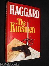 WILLIAM HAGGARD: The Kinsmen - 1974-1st, The Second Paul Martiny Thriller Novel