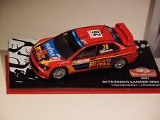 IXO ALTAYA MITSUBISHI LANCER WRC MONTE CARLO 2007 1:43