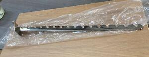 R533 16 Notch Arm Chrome Slatwall Fittings BULK BOX OF 25 - LAST OF STOCK