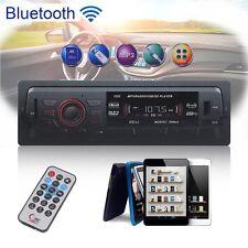 1260BT Mode Universal Auto Car Stereo Audio In-Dash FM Player MP3 Radio Player E
