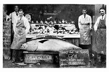 pt5725 - Goole , Tunny Fish , Yorkshire - photo 6x4