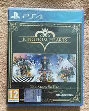 PS4 KINGDOM HEARTS THE STORY SO FAR PS4 1.5 + 2.5 HD + 2.8