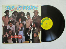 "LP 33T THE HEPTONES ""Good life"" GREENSLEEVES 940 814 FRANCE §"