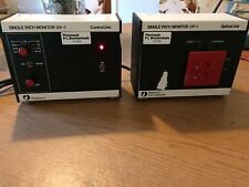 Pharmacia UV-1 Single Path Control and Optical Units 280nm Filter and Converter
