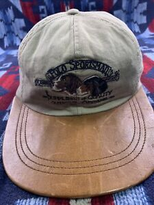 VTG 90s Polo Ralph Lauren Country Sportsman Fitted Hat pwing usa rl2000 ski 1992