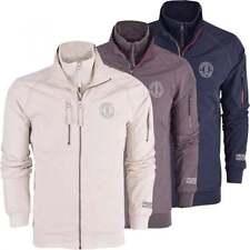 Nylon Summer Regular Size Coats & Jackets for Men