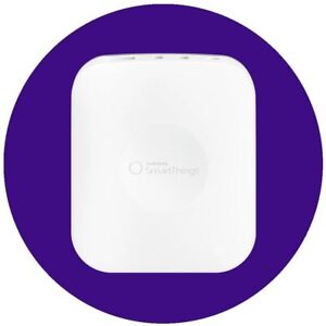 ✅Samsung SmartThings Hub 2nd F-HUB-US-2 STH-ETH-250 Outlet Smart Home - White