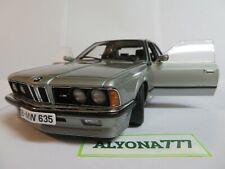 AUTOart Millennium 1/18 BMW 635 CSi M Classic Silver DIECAST CAR MODEL *RARE*