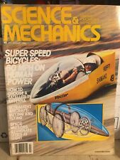 Science & Mechanics Magazine  JULY/AUGUST 1983 SAME DAY SHIP FREE