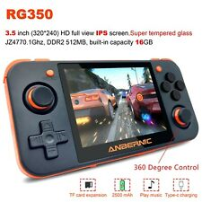 Anbernic Rg350 Handheld Game Emulator - 32gb sd card U.S. Seller Fast Shipping!