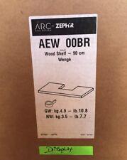 Zypher Arc AEW 00BR / AEW00BR Wenge Wood Trim Shelf For ARC Series