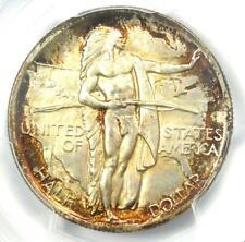 1938 Oregon Half Dollar 50C - Certified PCGS MS67 - Rare Coin in MS67 Grade!