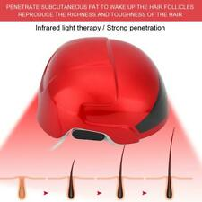 LED Infrared Laser Cap Hair Loss Regrowth/Growth Treat Helmet Alopecia Therapy T