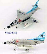 Hobby Master  A-4C Skyhawk VA-153 Blue Tail Flies NL306 Peter Mongilardi HA1428
