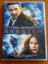 EAGLE EYE  DVD 2008 2.40:1  PAL FORMAT REGION 2 Shia LaBeouf, Michelle Monaghan
