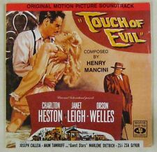 Touch of evil CD (BOF) Henry Mancini