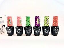OPI -  PACK  6ud. GELCOLOR NEONES - 15 ml - Gel Color