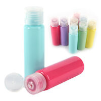 30ml Refillable Empty Cosmetic Cream Travel Lotion Container Plastic Bottle P&T