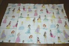 Pottery Barn Kids Disney Princess Standard Pillowcase Organic Cotton Percale