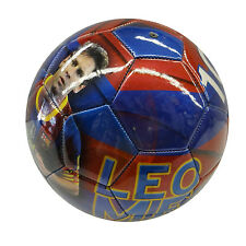 LEO MESSI #10 ARGENTINA TEAM PICTURE SOCCER BALL... SIZE: 5