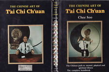 THE CHINESE ART OF T'AI CHI CH'UAN - CHEE SOO  first edition RARE !!!! Tai Chi