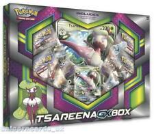Pokemon TCG: Tsareena GX Box :: Brand New And Sealed!