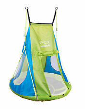 HUDORA 72155  Zelt für Nestschaukel / Schaukel 110 / 120 cm Durchmesser
