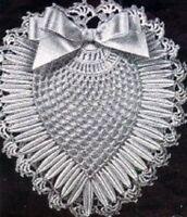 Stitcher/'s Companions Pineapple Needle Case Pincushion crochet pattern leaflet